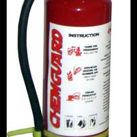Jual Alat Pemadam Kebakaran / Fire Extinguisher Chemguard ABC Powder 1 kg Murah