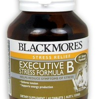 Blackmores - Executive B jual vitamin untuk fungsi syaraf isi 62 tablt