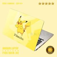 Garskin/Skin Laptop/Garskin Vapor/Laptop Asus-Pokemon Go 1