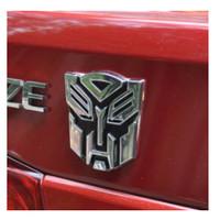 Hiasan Mobil Emblem AUTOBOTS TRANSFORMER
