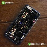 harga The dennon mixer Dj Casing iPhone 7 6s Plus 5s 5C 4s cases, Samsung Tokopedia.com