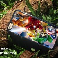 The Lego Avengers Casing iPhone 7 6s Plus 5s 5C 4s cases, Samsung case
