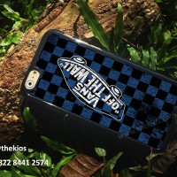 Vans Off The Wall Casing iPhone 7 6s Plus 5s 5C 4s cases, Samsung case