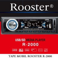 Tape Mobil MP3 Rooster R-2000