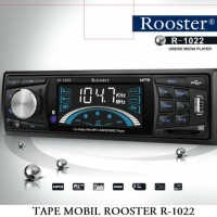 Tape Mobil MP3 Rooster R-1022