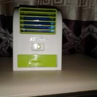Ac Portable Mini Fan Usb Double Blower -Kipas Angin Harga Grosir Murah