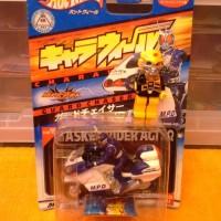 Hotwheels Charawheels - Guard Chaser (Kamen Rider Agito - G3)