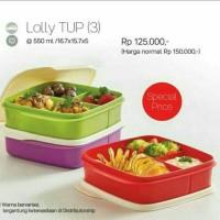 Jual lolly tup tupperware set Murah