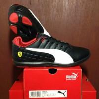 harga Sepatu Casual Puma Ferrari Pedale Grid hitam original asli murah Tokopedia.com