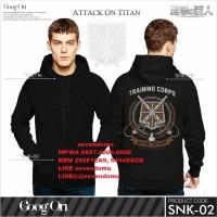 Jual Jual Jaket Attack On Titan, Online Shop Jaket Attack On Titan Murah