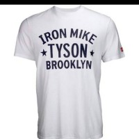 T-SHIRT IRON MIKE TYSON BROOKLYN(ONLY SIZE S,M,L,XL) TEES006