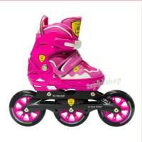 Sepatu Roda LYNX SPS 65 Semi Speed - PINK