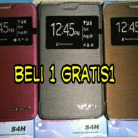 Flip Cover Advan Gaia Mini S4h