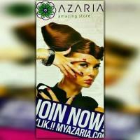JOIN AZARIA MY AZARIA DAPAT 3 PRODUK, WEB+ID BONUS CONTACT BBM