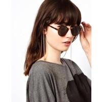 Aksesoris Fashion Kalung Kacamata Unik 01 Terbaru Modis Keren Import