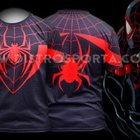 T Shirt Spiderman Miles Morales