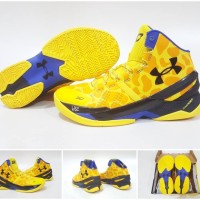 SEPATU BASKET UNDER ARMOUR CURRY TWO WSC