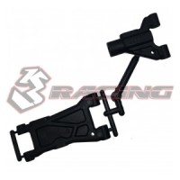 SAK-D402 Rc Car 3 Racig F/R COMPOSITE SUSPENSION ARM SAKURA D4