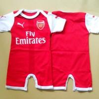 harga Jumper Baby Baju Bola Bayi Jersey Arsenal *HOME* Tokopedia.com