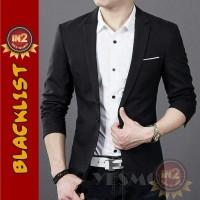 Jas Blazer Blacklist Slimfit Good Quality