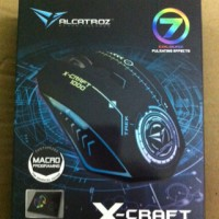 Mouse Gaming Powerlogic Morrologic X-craft Trek 1000 USB