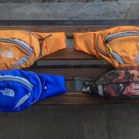 harga WAIST BAG (TAS PINGGANG) Jack wolfskin,The North Face,Berghaus,Osprey Tokopedia.com