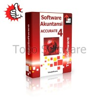 Software Akuntansi Accurate 4 Accounting Terbaru Murah Unlimited