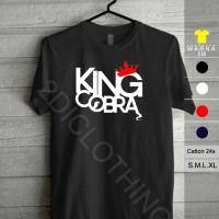 KAOS OTOMOTIF KING COBRA / KAOS RX-KING COBRA