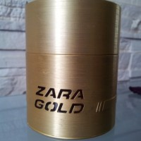 Parfum Zara Gold by Zara for MAN EDT Original Reject