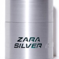 Parfum Zara Silver by Zara EDT for MAN Original Reject
