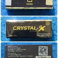 CRYSTAL - X NASA Original - CRYSTAL-X NASA