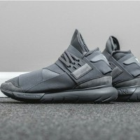 Adidas Y3 Yohji Yamamoto Grey Vista Premium Original ( sepatu cowok )