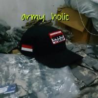 topi nkri/topi velcro/topi army/topi pria/topi militer