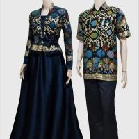 harga Couple batik sarimbit kebaya pasangan Batikseragam batikpesta srg376-2 Tokopedia.com