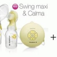 harga Medela Swing Maxi Breastpump Tokopedia.com