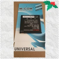 Baterai Hp Samsung Note 1 CDMA Double Power Merk M Com | Murah Meriah