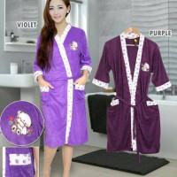 Jual Kimono handuk dewasa | Handuk Kimono Bahan Lembut | 100% Trusteddd Murah