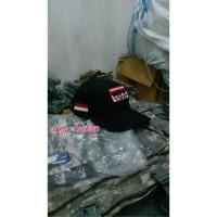topi nkri/topi militer/topi army/topi velcro/topi pria