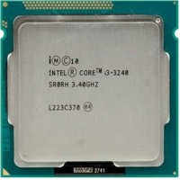 INTEL CORE i3-3240 3,4GHZ  LGA 1155 TRAY + FAN