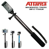 Harga Attanta Mini Monopod   Tongsis Attanta SMP 07 For Xiaomi Yi GoPro DSLR | WIKIPRICE INDONESIA