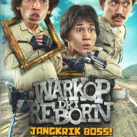 Warkop DKI Reborn: Jangkrik Boss! Part 1 Graphic Novel