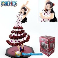 harga Anime One Piece P.O.P Coloring Dancing Violet 25cm/10