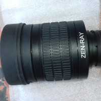 Zen-Ray PRIME HD 25-50x Wide-Angle Zoom Spotting Scope Eyepiece