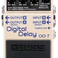 Boss DD7 Digital Delay
