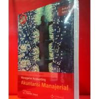 AKUNTANSI MANAJERIAL (MANAGERIAL ACCOUNTING)VOL.01 ED. 8(HANSEN/MOWEN)