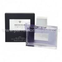 Parfum Original David Beckham Signature For Men EDT 75ML