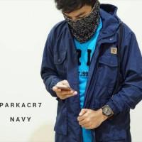 Limited Edition Jaket Parka Nike CR7 / Jaket Anti Air