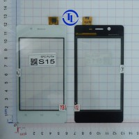 TOUCH SCREEN SPC S15/S7