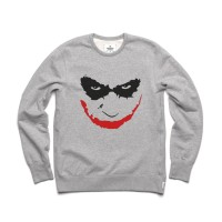 Sweater The Joker 'Why So Serious' - Abu Misty - Zemba Clothing