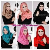 Pashmina Instant She Shawl /pasmina/jilbab/hijab/kerudung/bergo simple